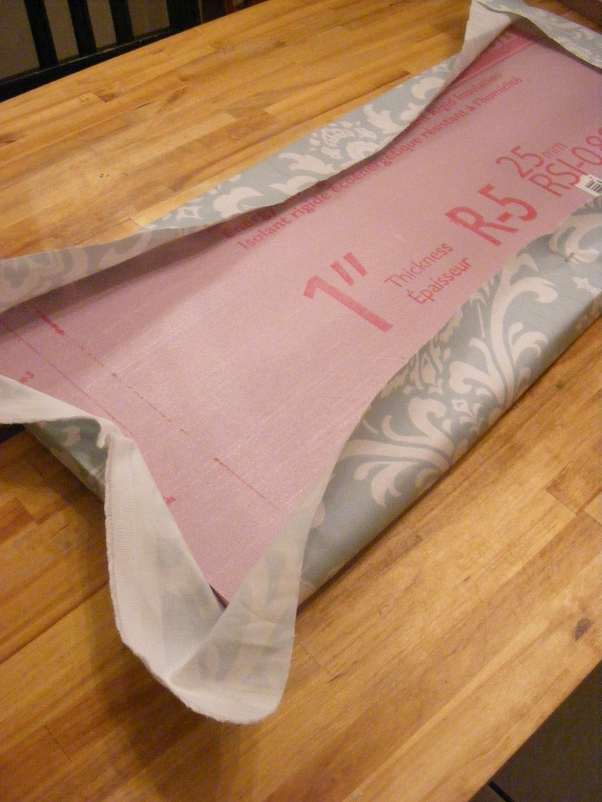 The Complete Guide To Imperfect Homemaking: Simple, Thrifty Diy Art Inside Newest Foam Fabric Wall Art (View 9 of 15)