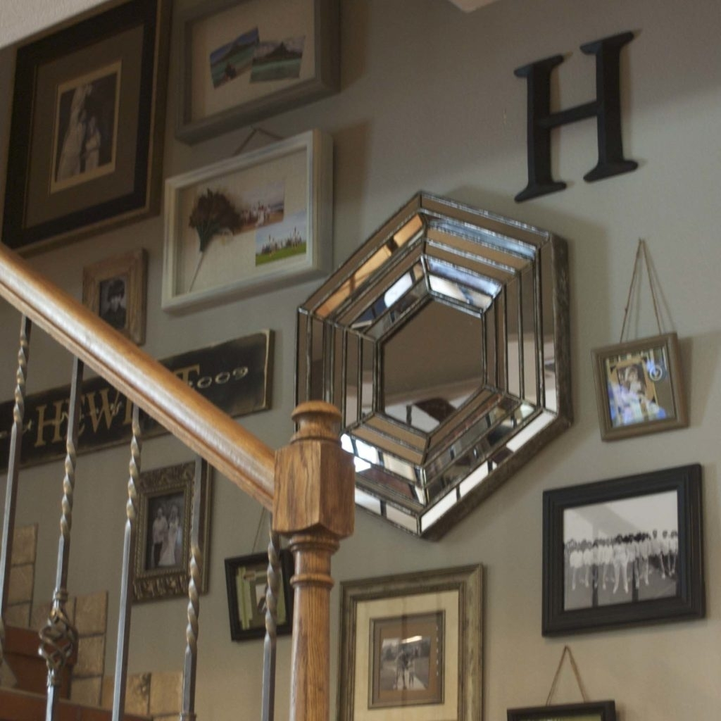 The Key To Successful Stair Wall Decorations | David Hultin Regarding Newest Staircase Wall Accents (View 14 of 15)