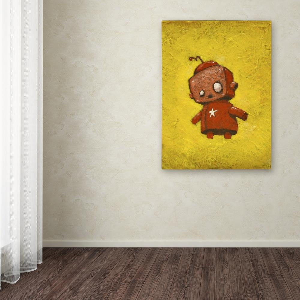 15 Best Robot Canvas Wall Art