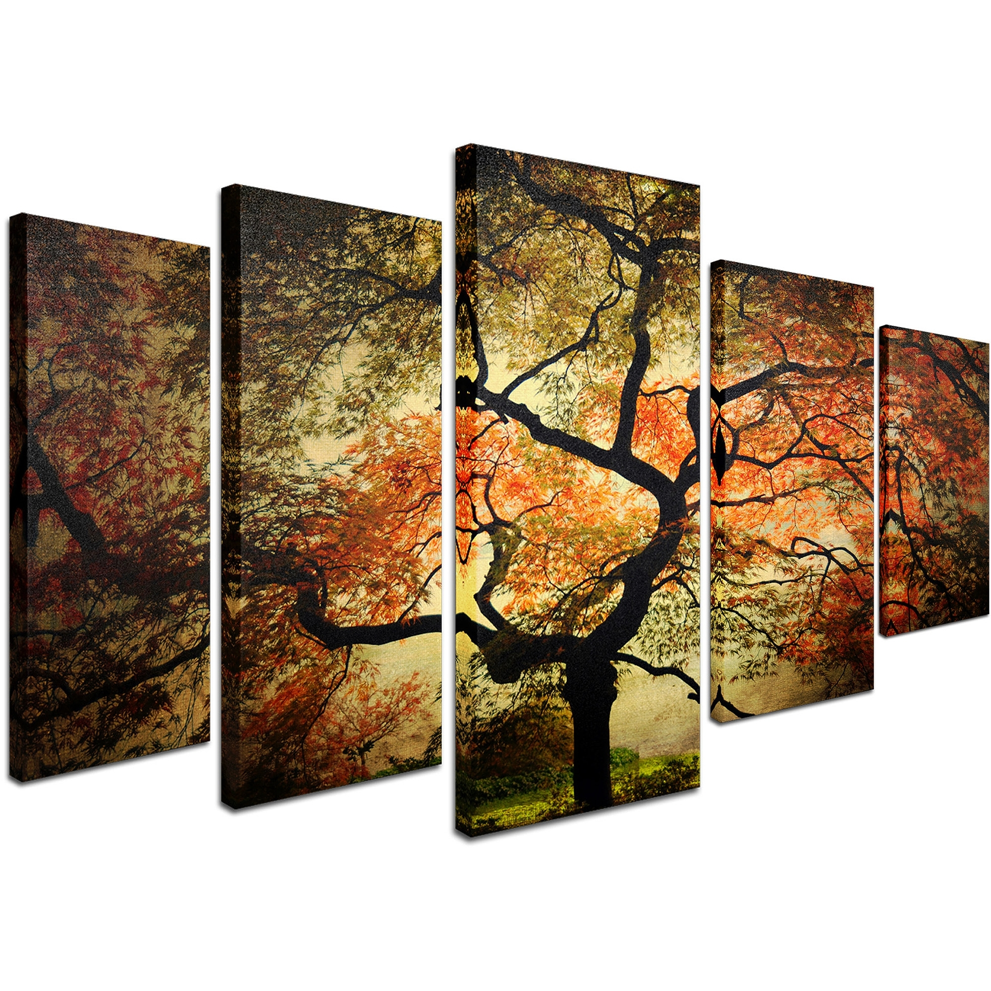 "Trademark Fine Art ""japanese"" Canvas Artphilippe Sainte Laudy Regarding Most Up To Date Japanese Canvas Wall Art (View 12 of 15)"
