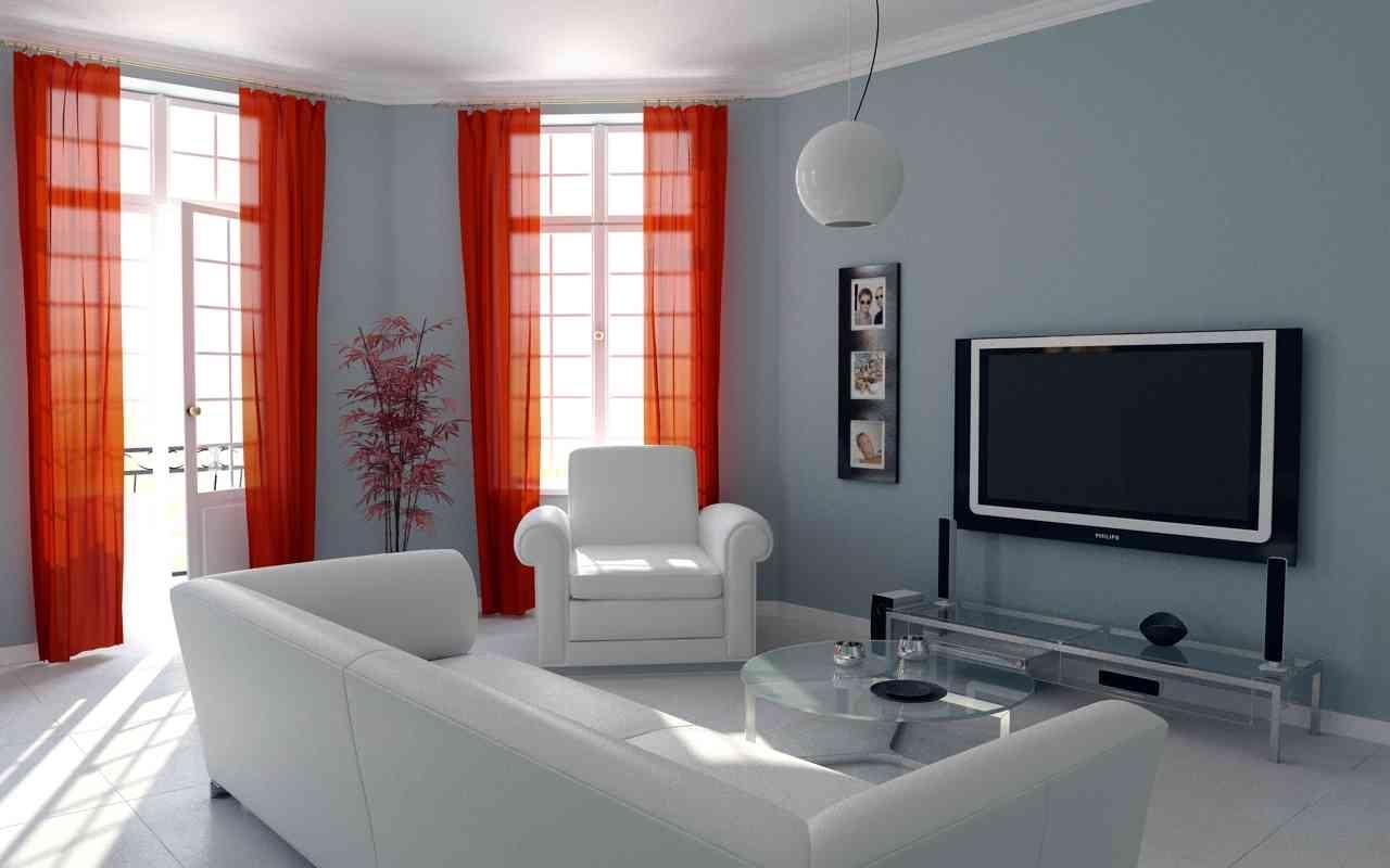 Tv Accent Wall Columbus Long Media Cabinet Living Room Modern With Most Recent Wall Accents Behind Tv (View 15 of 15)