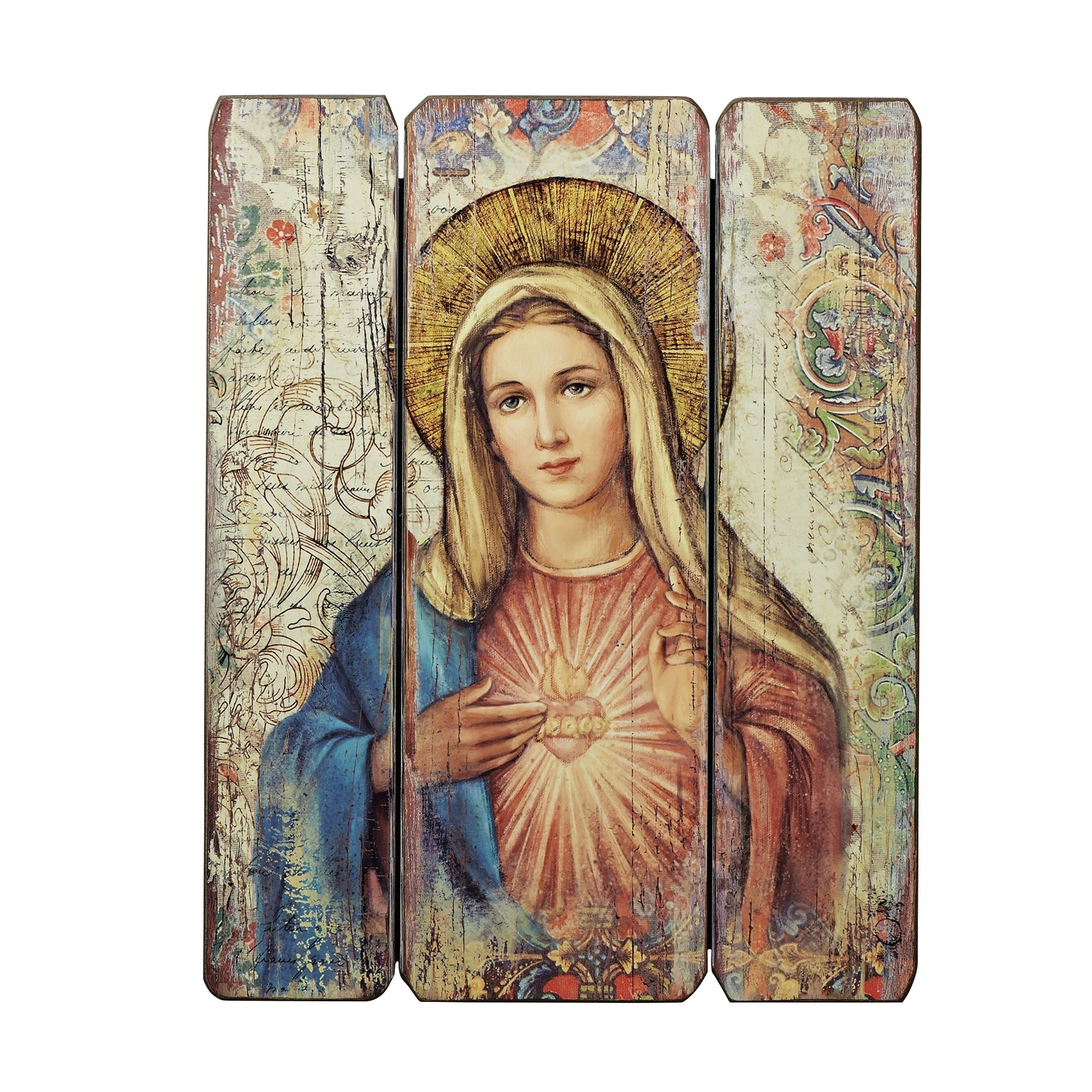 Virgin Mary Art: Our Lady Art Prints & More | The Catholic Company With Best And Newest Framed Asian Art Prints (Gallery 14 of 15)