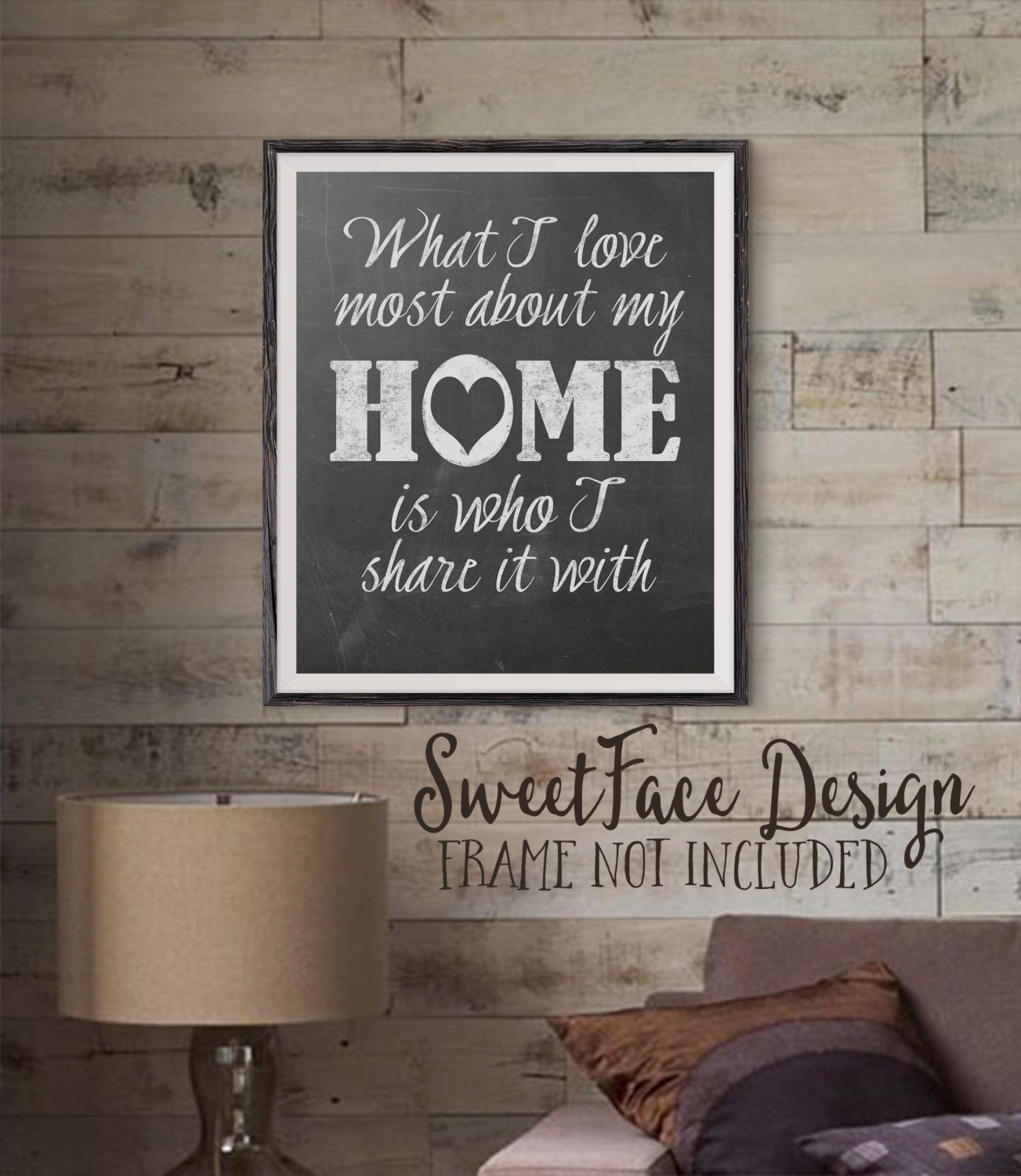 Wall Art Design Ideas: Popular Items Chalkboard Wall Art Square In Most Recently Released Fabric Square Wall Art (View 14 of 15)