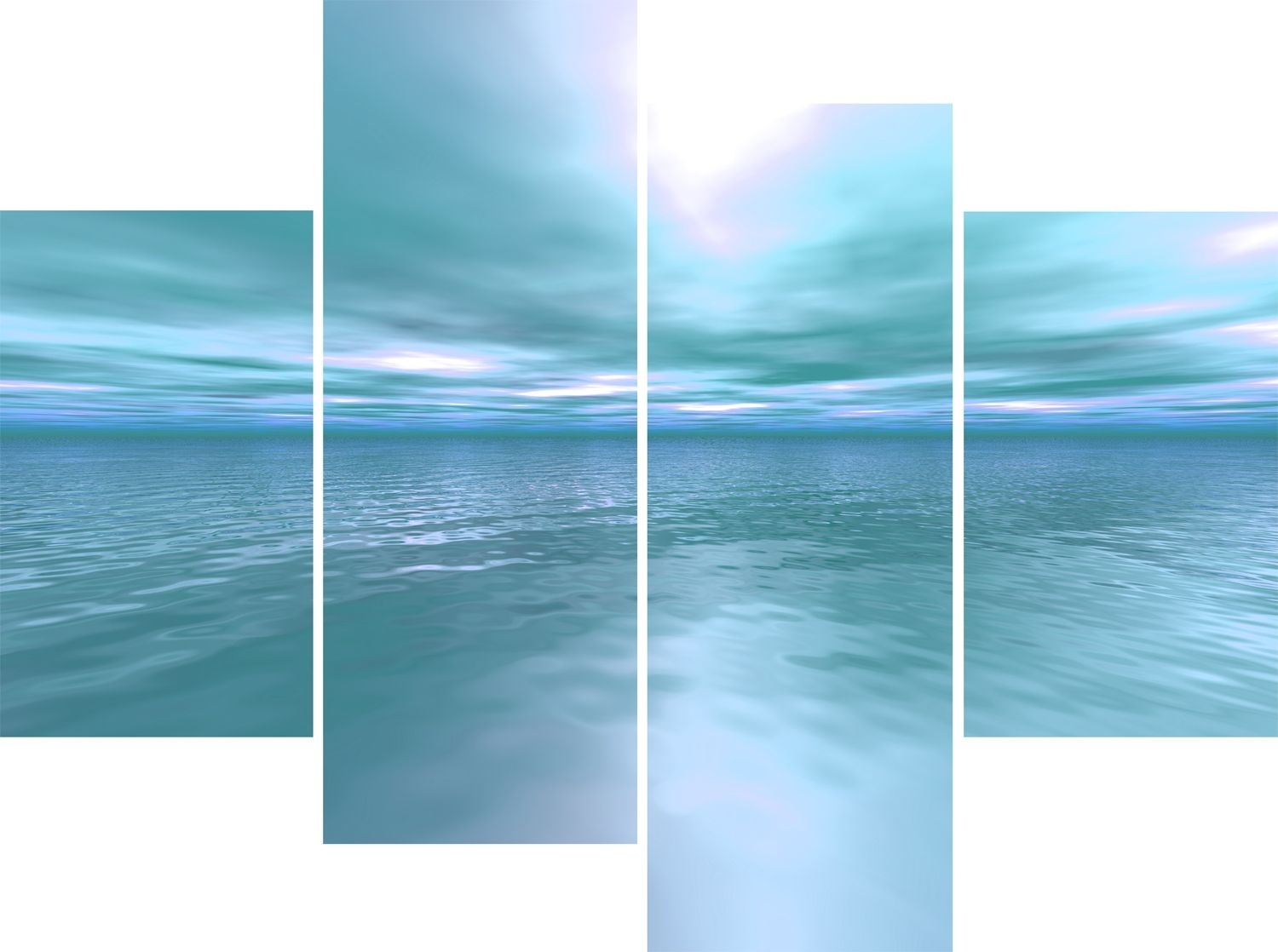 Wall Art Designs: Blue Wall Art Cloudy Skies Blue Canvas Wall Art Pertaining To Latest Blue Canvas Wall Art (View 14 of 15)