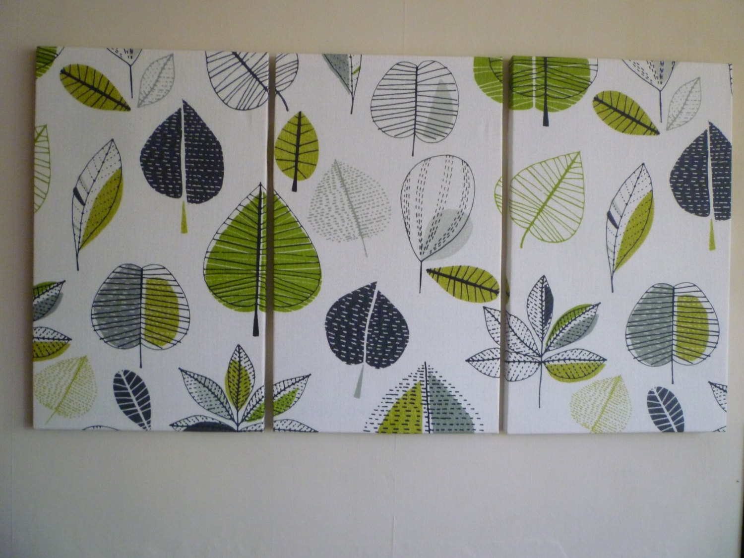 Wall Art Designs: Fabric Wall Art Big Lime Green Fabric Wall Art Inside Best And Newest Canvas And Fabric Wall Art (View 3 of 15)