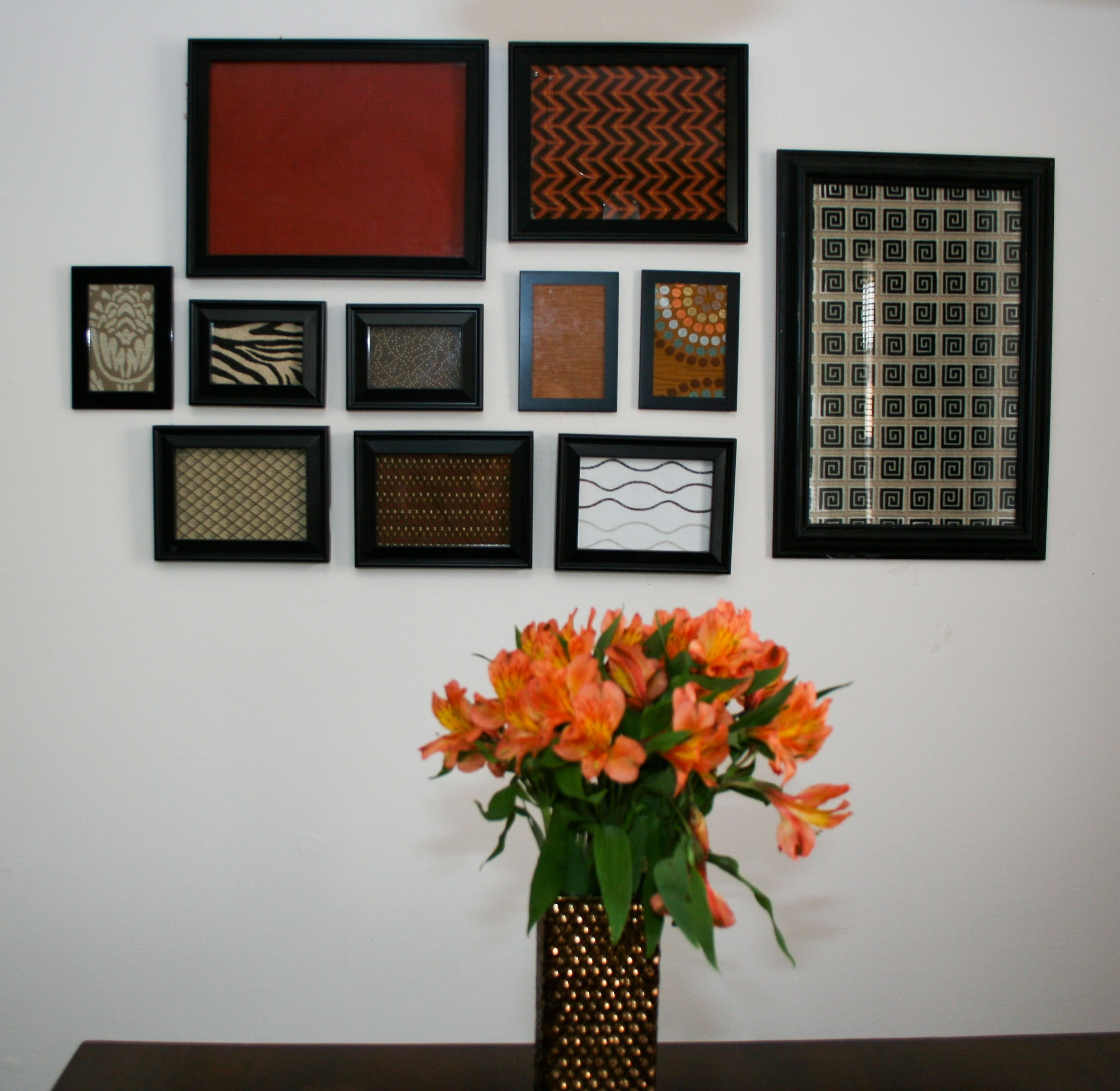 Wall Art Designs: Framed Fabric Wall Art Making Panels Blue Regarding Most Current Personalized Fabric Wall Art (View 12 of 15)