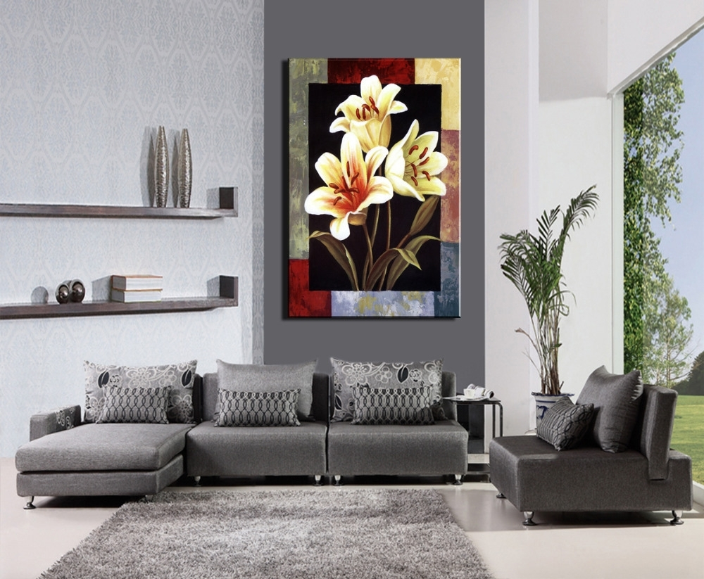 Wall Art Designs: Modern Canvas Wall Art 1 Pieces Modern Canvas Within Most Up To Date Modern Canvas Wall Art (View 14 of 15)