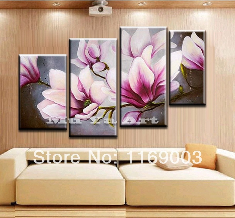 Wall Art Designs: Wall Art Cheap Large Piece Modern Canvas Wall Within Most Current Orchid Canvas Wall Art (View 11 of 15)