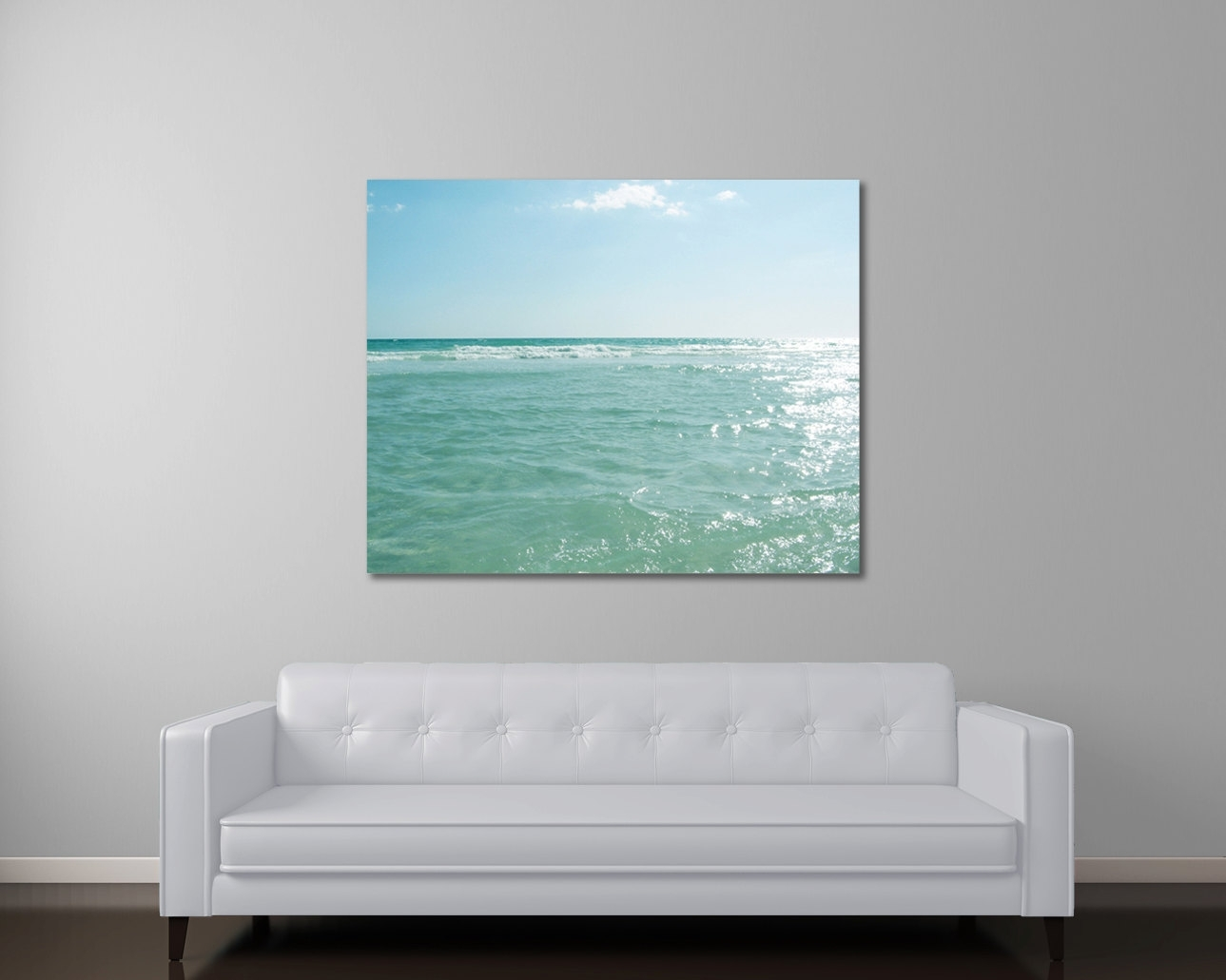 Wall Art: Extraordinary Beachy Wall Art Beach Wall Art Decor For Most  Recent Beach Themed