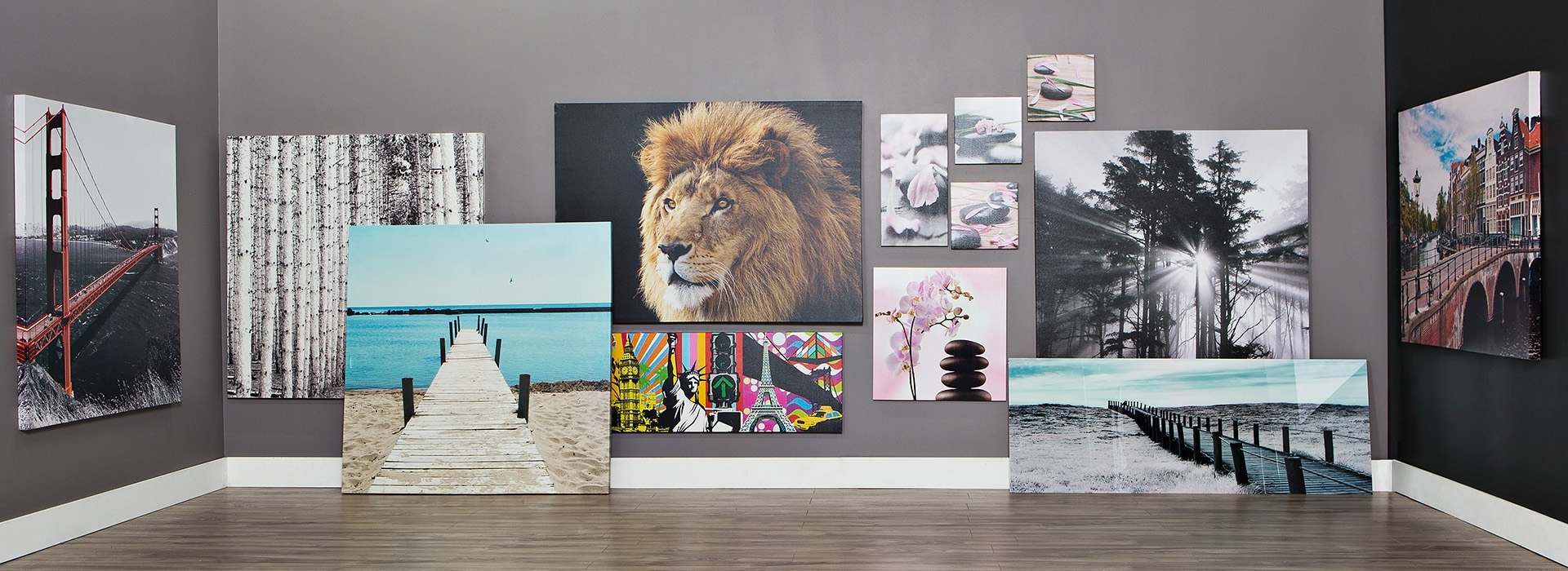 Featured Photo of Canvas Wall Art in Canada