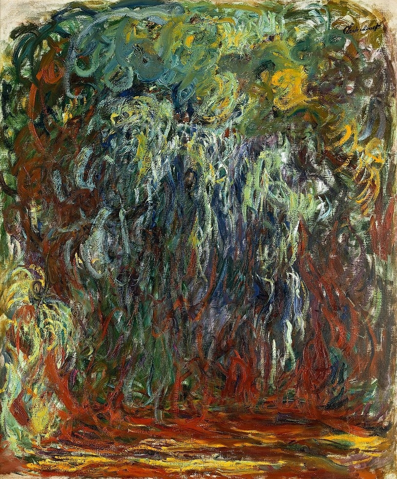 Wall Art Home Decoration Claude Monet Canvas Prints Printed Pertaining To Current Monet Canvas Wall Art (View 12 of 15)