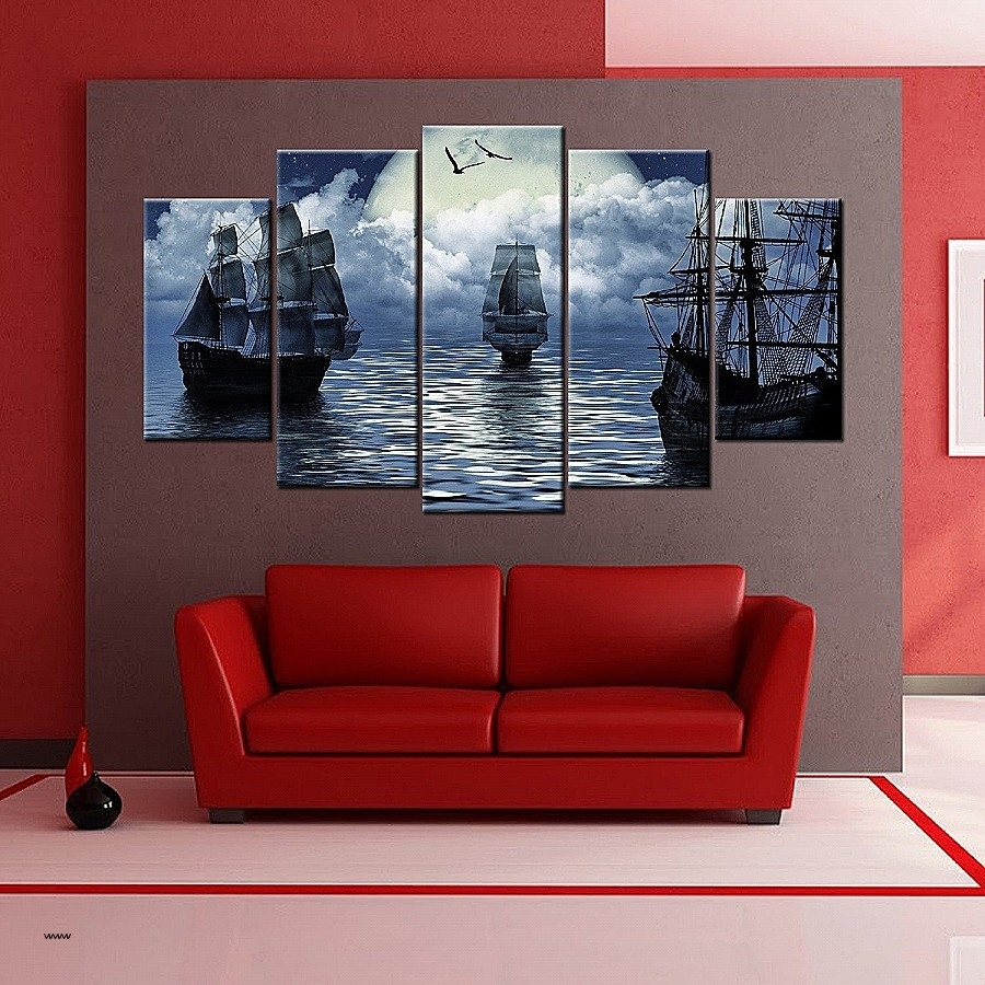 Wall Art Inspirational Five Piece Wall Art High Definition Within Best And Newest Las Vegas Canvas Wall Art (View 11 of 15)
