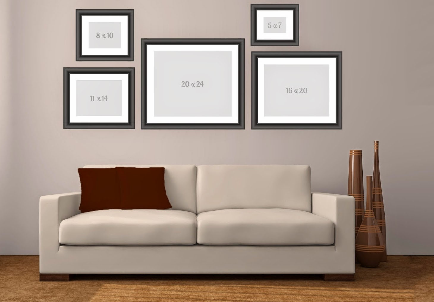 Wall Art – Making A Canvas Or Print Grouping For 2017 Groupings Canvas Wall Art (View 13 of 15)