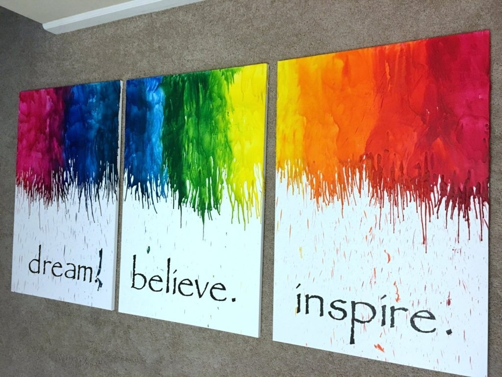 Wall Arts ~ 36x72 Multi Panel Canvas Wall Art Set Large Canvas Set With Regard To Most Up To Date Large Canvas Wall Art Quotes (View 5 of 15)
