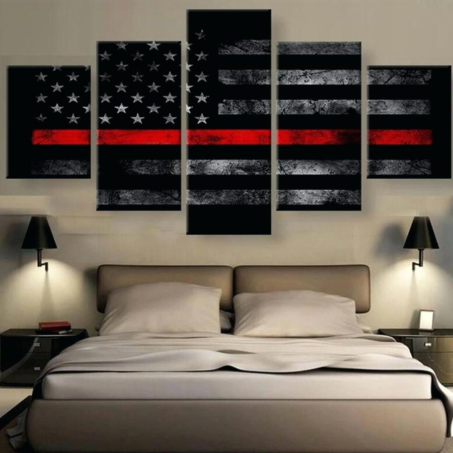 Wall Arts ~ 5 Panel Canvas Art Canada 5 Panels Canvas Prints Multi Regarding Most Recently Released Canvas Wall Art In Canada (View 8 of 15)