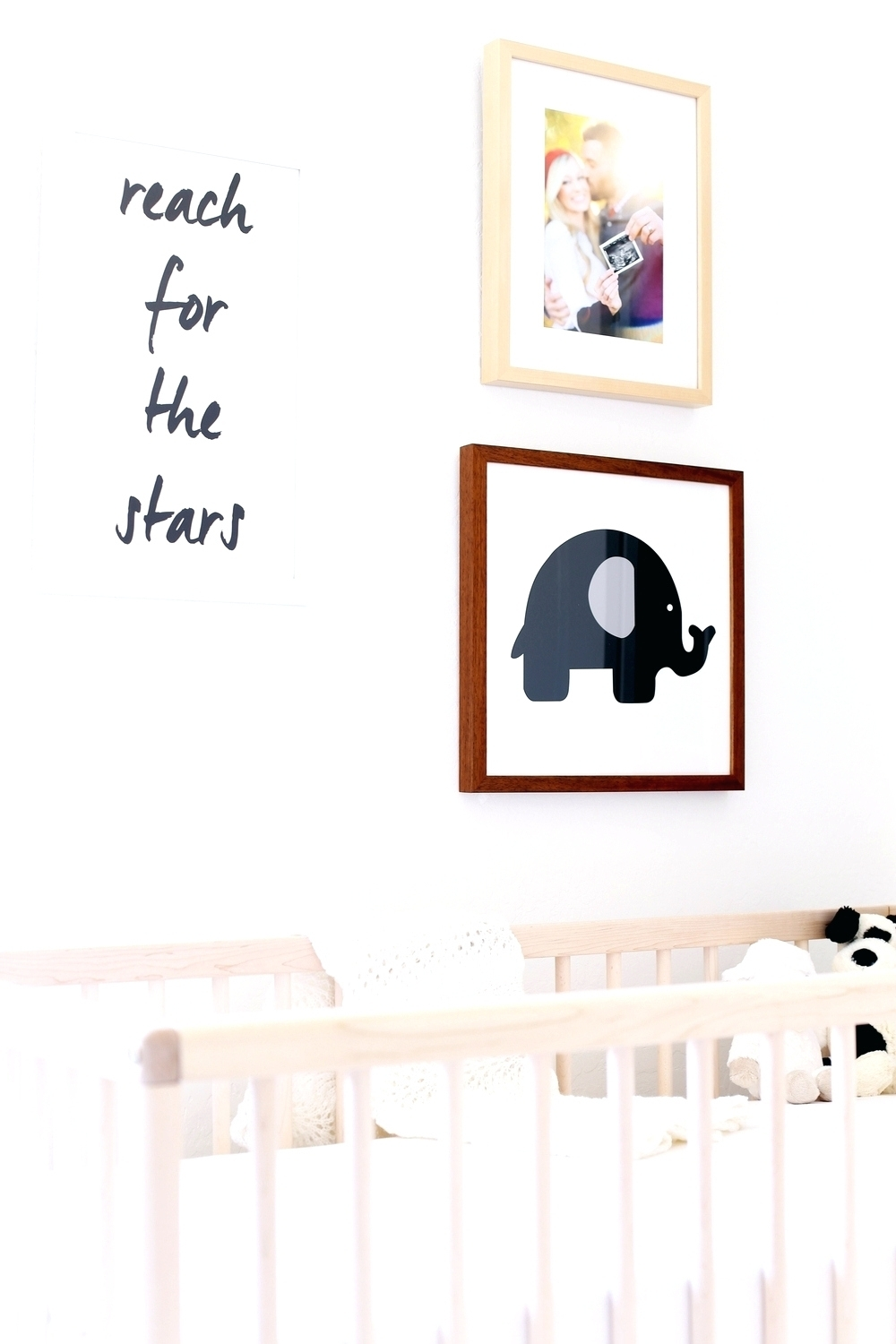 Wall Arts ~ Baby Elephant Wall Art For Nursery Nursery Wall Art Regarding Most Recent Baby Names Canvas Wall Art (View 10 of 15)