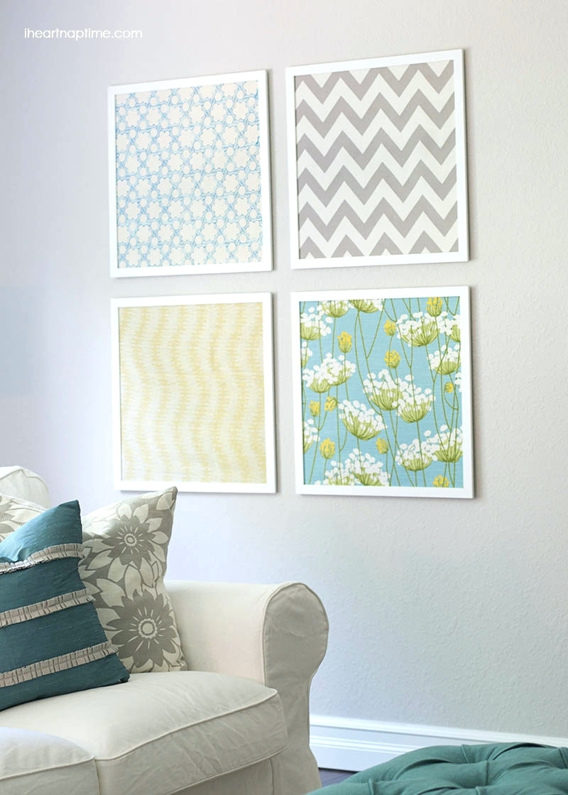 Wall Arts ~ Baby Nursery Framed Wall Art View In Gallery Fabric Regarding Recent Baby Fabric Wall Art (View 8 of 15)