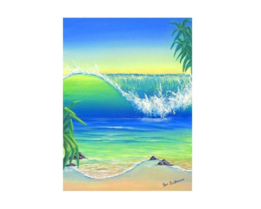 Wall Arts ~ Beach Scene Wall Art Canvas Beach Themed Canvas Wall Throughout Most Recently Released Canvas Wall Art Beach Scenes (View 7 of 15)