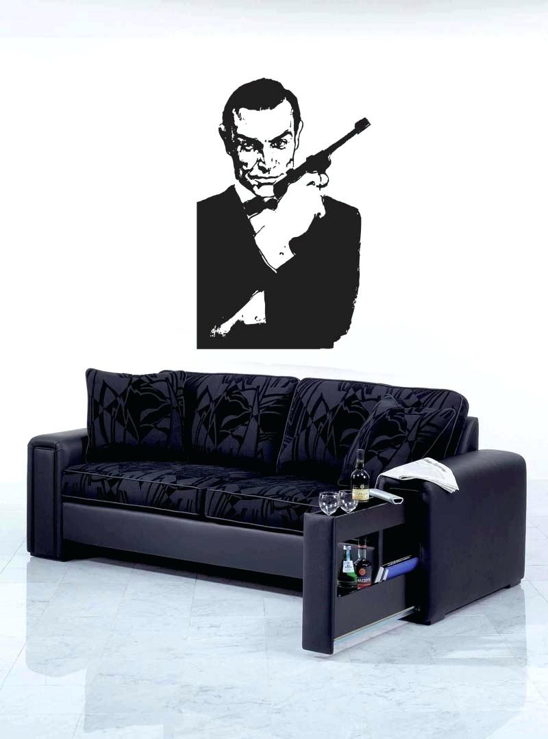 Wall Arts ~ Bond James Bond 040Th James Bond Canvas Artwork James Inside Most Up To Date James Bond Canvas Wall Art (View 13 of 15)