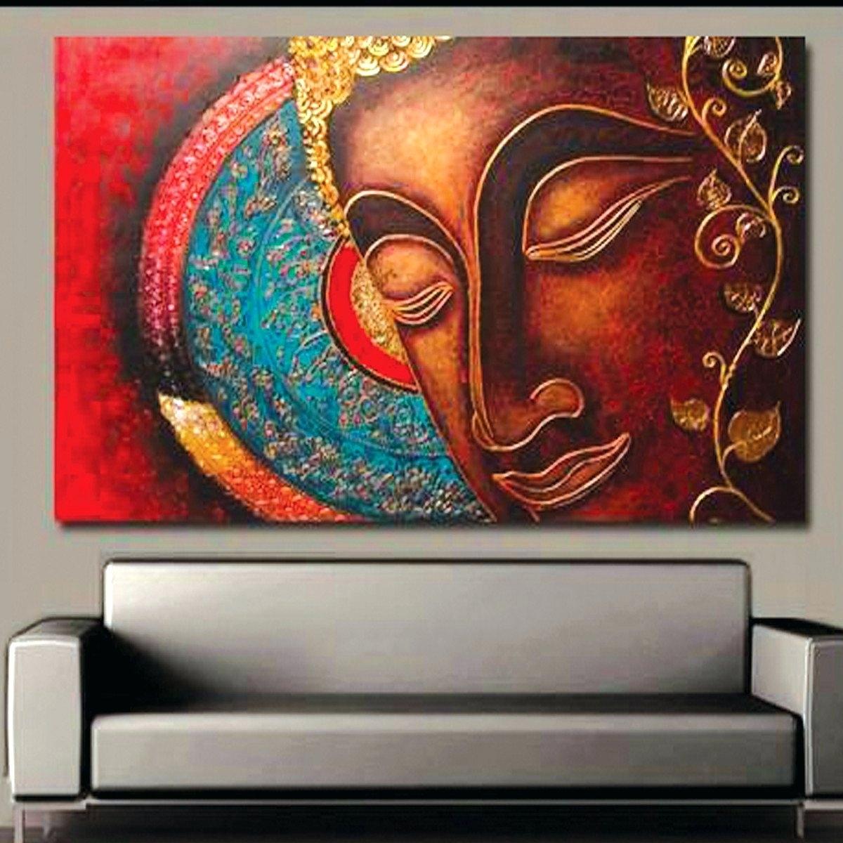 Wall Arts: Budha Wall Art. Buddha Wall Art India (View 15 of 15)