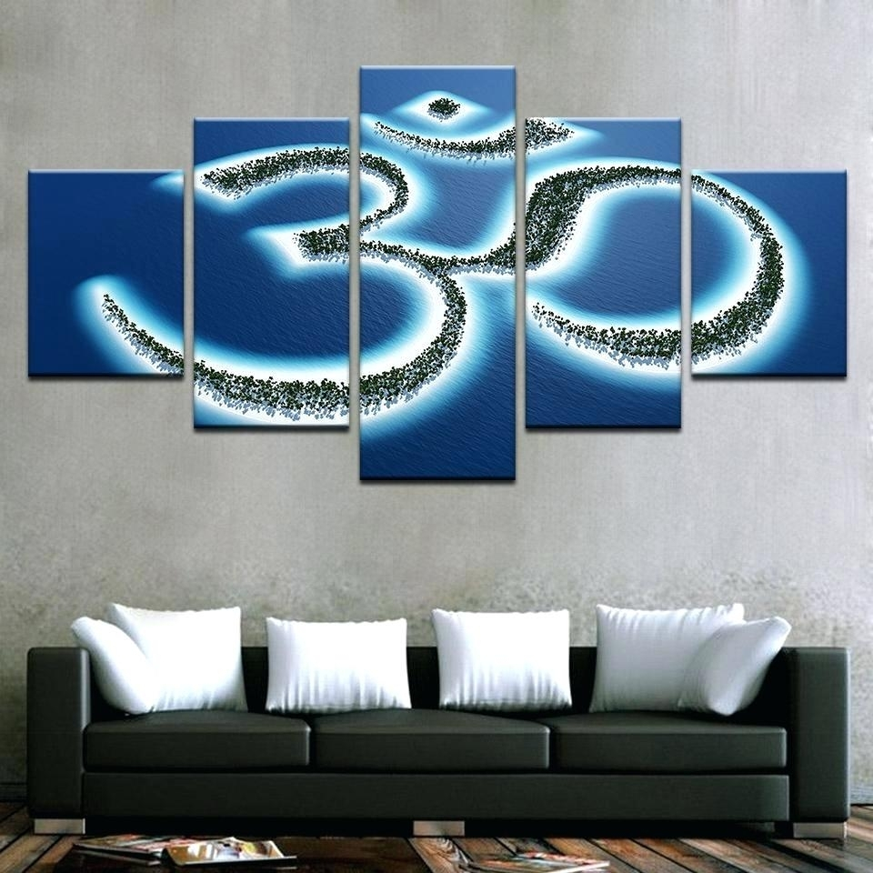 Wall Arts ~ Canvas On Wall Art Om Wall Art Sticker Canvas Wall Art With Regard To Recent Next Canvas Wall Art (View 14 of 15)