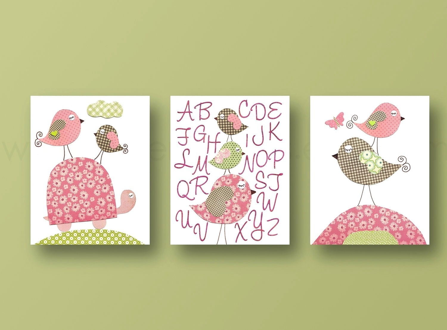 Wall Arts ~ Childrens Canvas Wall Art Australia Wonderful Girl Throughout Most Up To Date Personalized Nursery Canvas Wall Art (View 8 of 15)