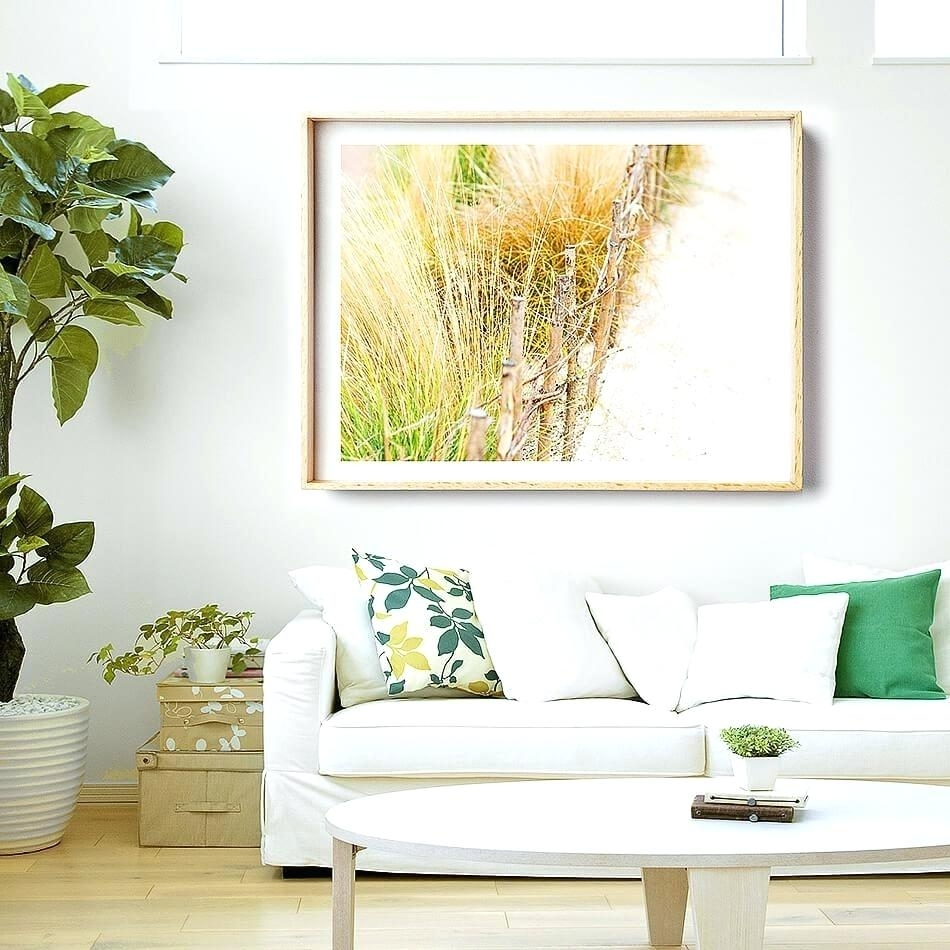 Wall Arts ~ Coastal Framed Wall Art Framed Seashells Coastal Beach Throughout Most Recently Released Framed Beach Art Prints (View 14 of 15)