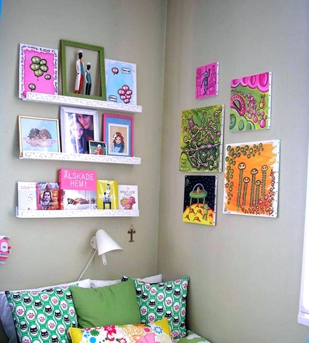 Wall Arts ~ Diy Fabric Covered Wall Art Framed Fabric Wall Art Diy With Current Fabric Covered Squares Wall Art (Gallery 4 of 15)