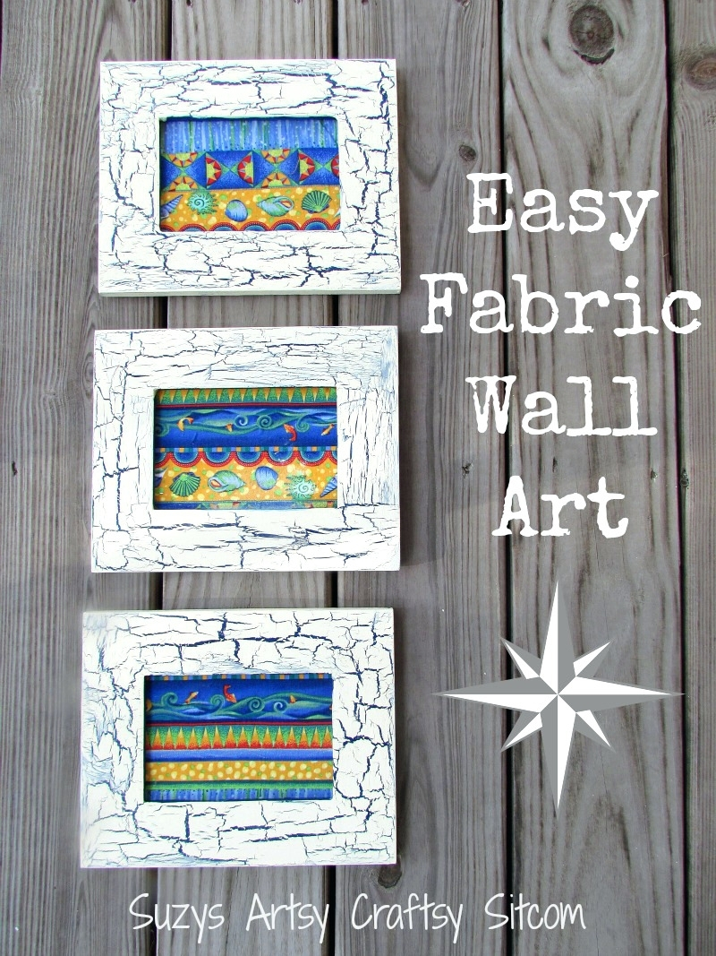 Wall Arts ~ Diy Fabric Covered Wall Art Framed Fabric Wall Art Diy With Most Up To Date Fabric Covered Squares Wall Art (Gallery 12 of 15)