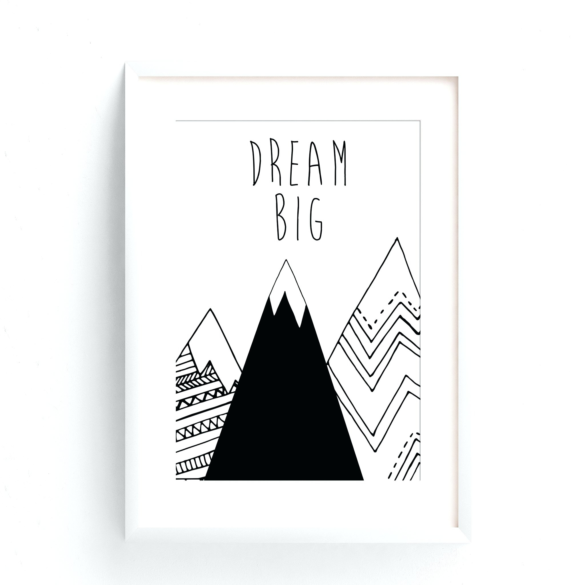 Wall Arts ~ Dream Word Wall Art Baby Girl Wal Art Baby Girl Canvas With Latest Dreamcatcher Fabric Wall Art (View 14 of 15)