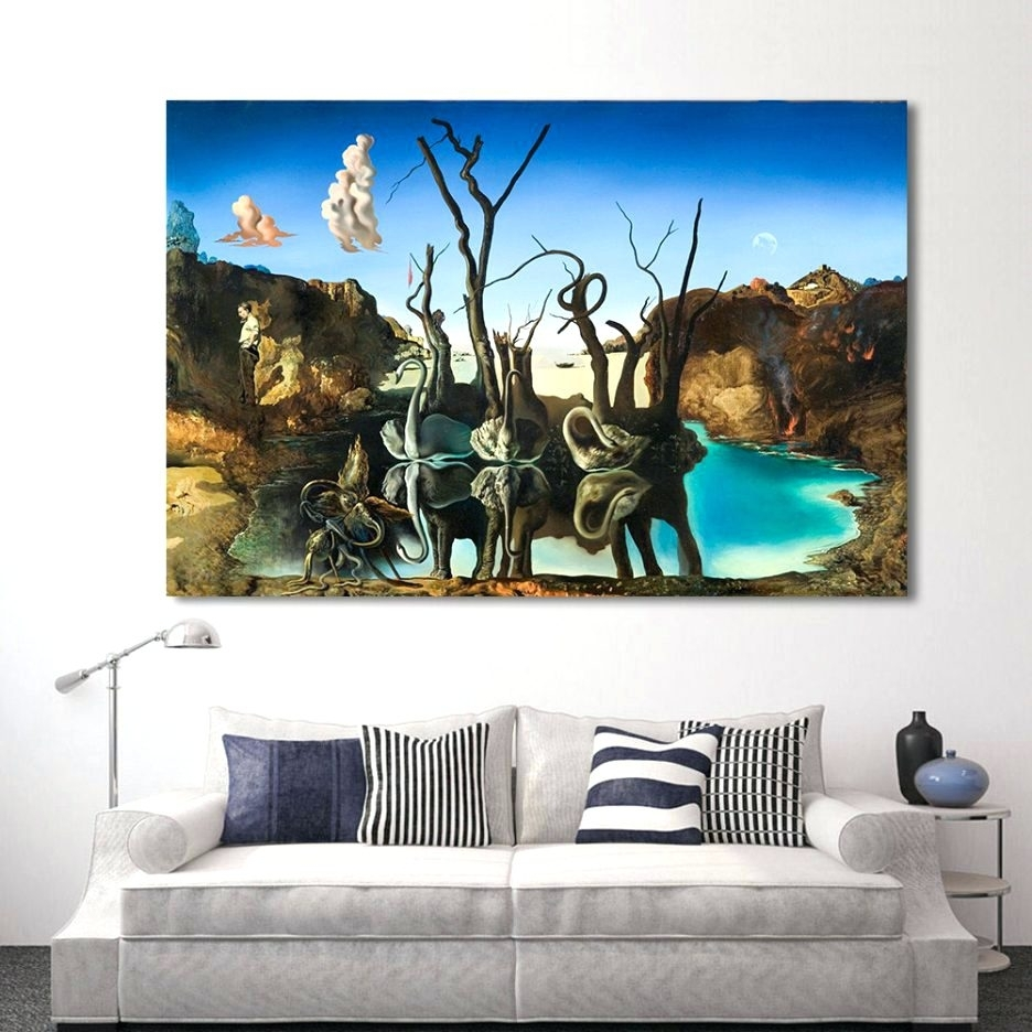 Wall Arts ~ Extra Large Canvas Wall Art Uk Large Wall Art Canvas Intended For Latest Big W Canvas Wall Art (View 4 of 15)