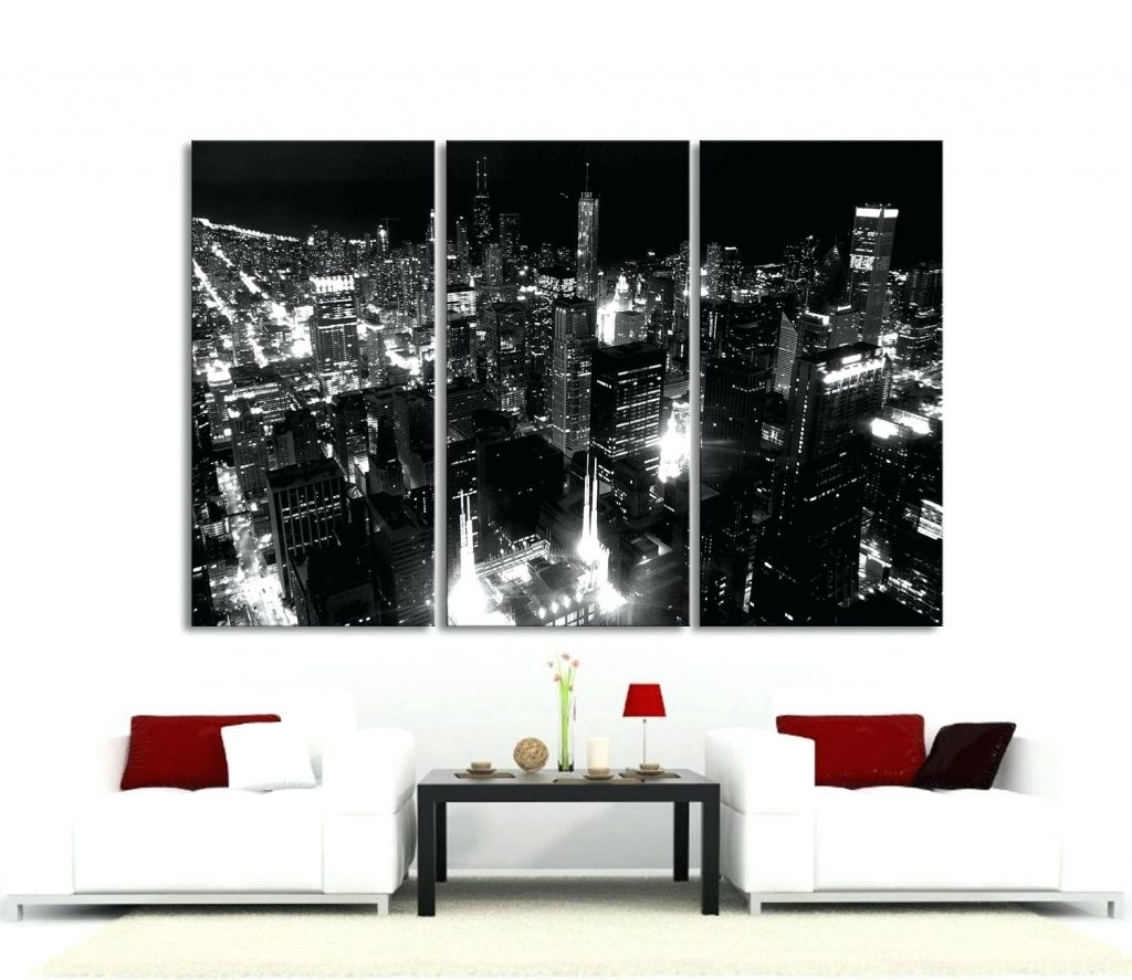 Featured Photo of Big W Canvas Wall Art