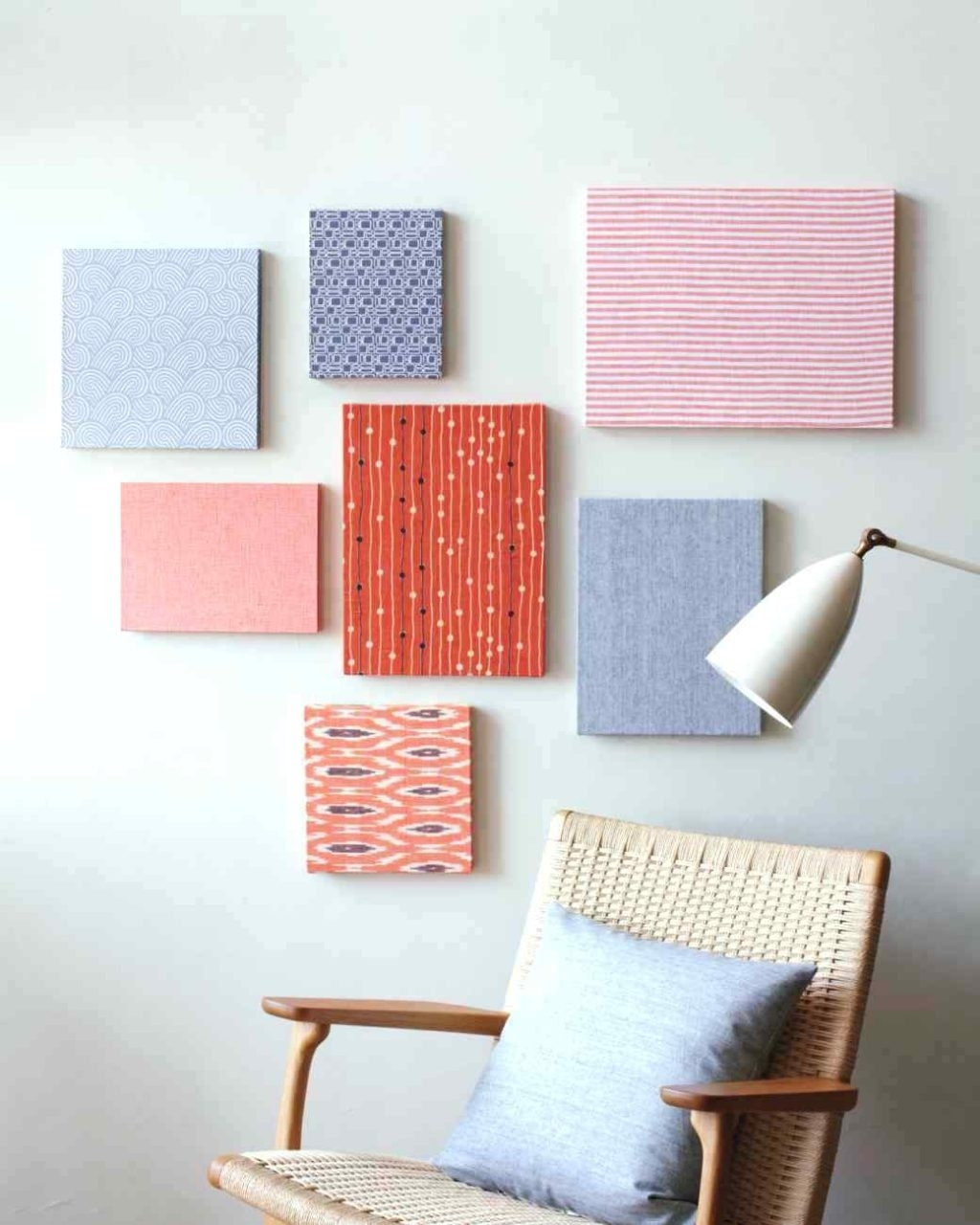 Wall Arts ~ Fabric Art Wall Hangings For Sale Fabric Art Wall Inside Recent Contemporary Fabric Wall Art (View 8 of 15)