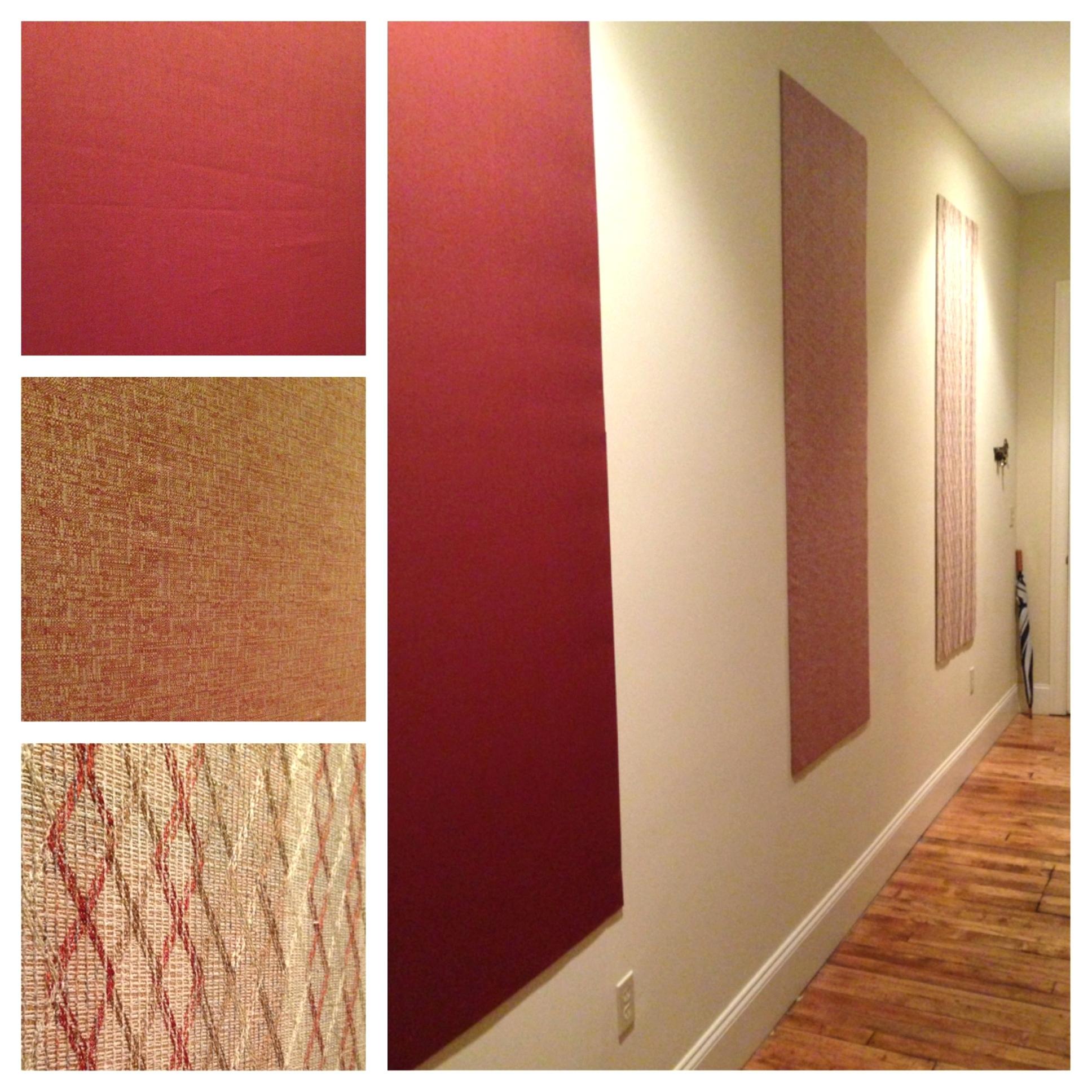 Wall Arts ~ Foam Core Wall Art Foam Wall Art Diy Foam Board Wall Throughout Most Up To Date Foam Board Fabric Wall Art (View 4 of 15)