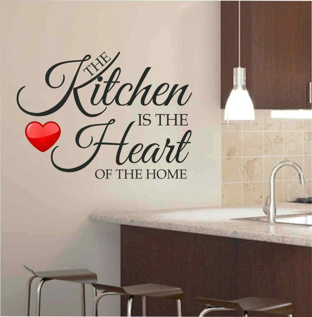 Wall Arts ~ Food Wine Kitchen Wall Art Quotes For Kitchen Word For Best And Newest Canvas Wall Art Family Quotes (View 11 of 15)