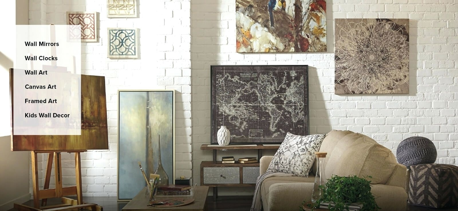 Featured Photo of Homebase Canvas Wall Art