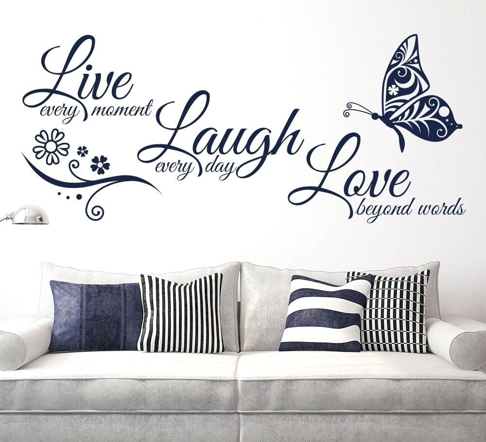 Wall Arts ~ Live Laugh Love Wall Ar Photography Live Love Laugh With Regard To Best And Newest Live Laugh Love Canvas Wall Art (View 11 of 15)