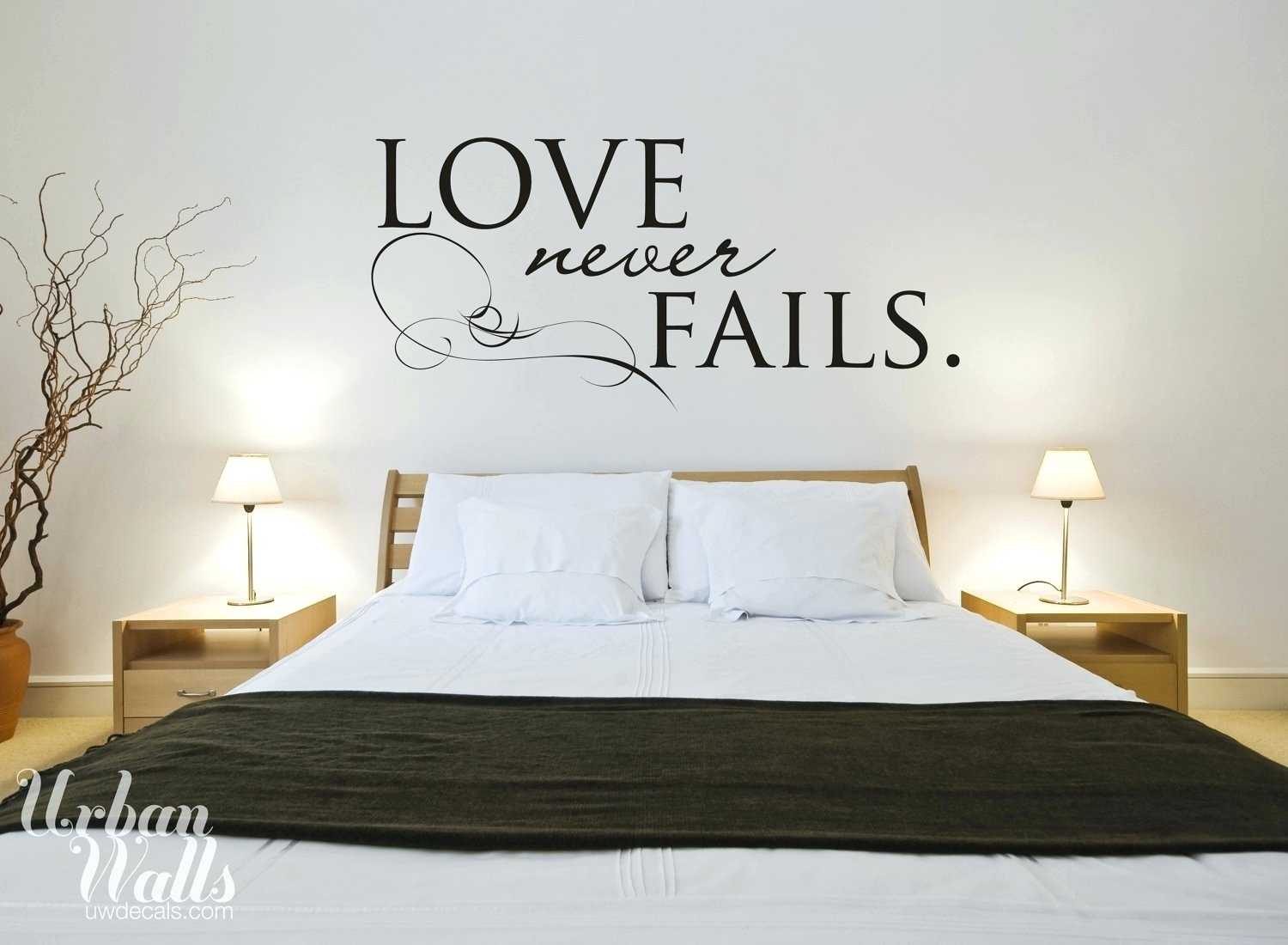 Wall Arts ~ Live Laugh Love Wall Art Decal Love Bedroom Wall Inside Current Live Laugh Love Canvas Wall Art (View 12 of 15)