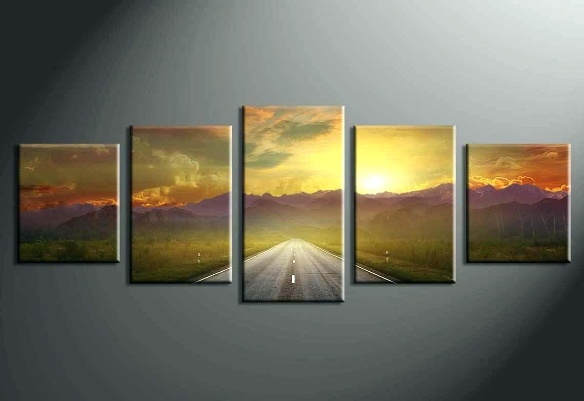 Wall Arts: Nature Canvas Wall Art (View 10 of 15)