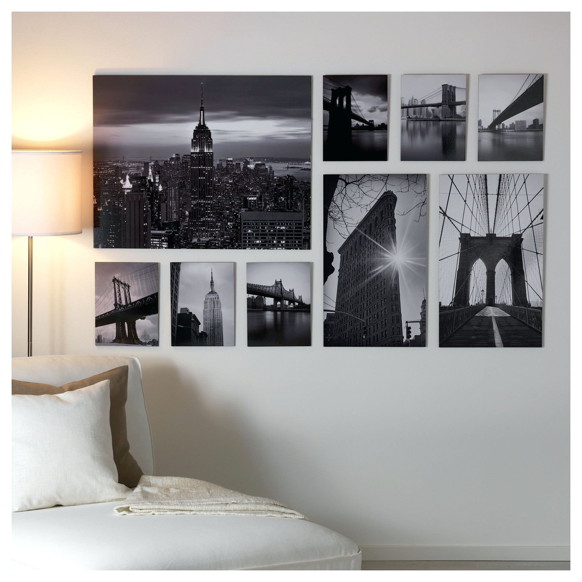 15 best canvas wall art at ikea. Black Bedroom Furniture Sets. Home Design Ideas