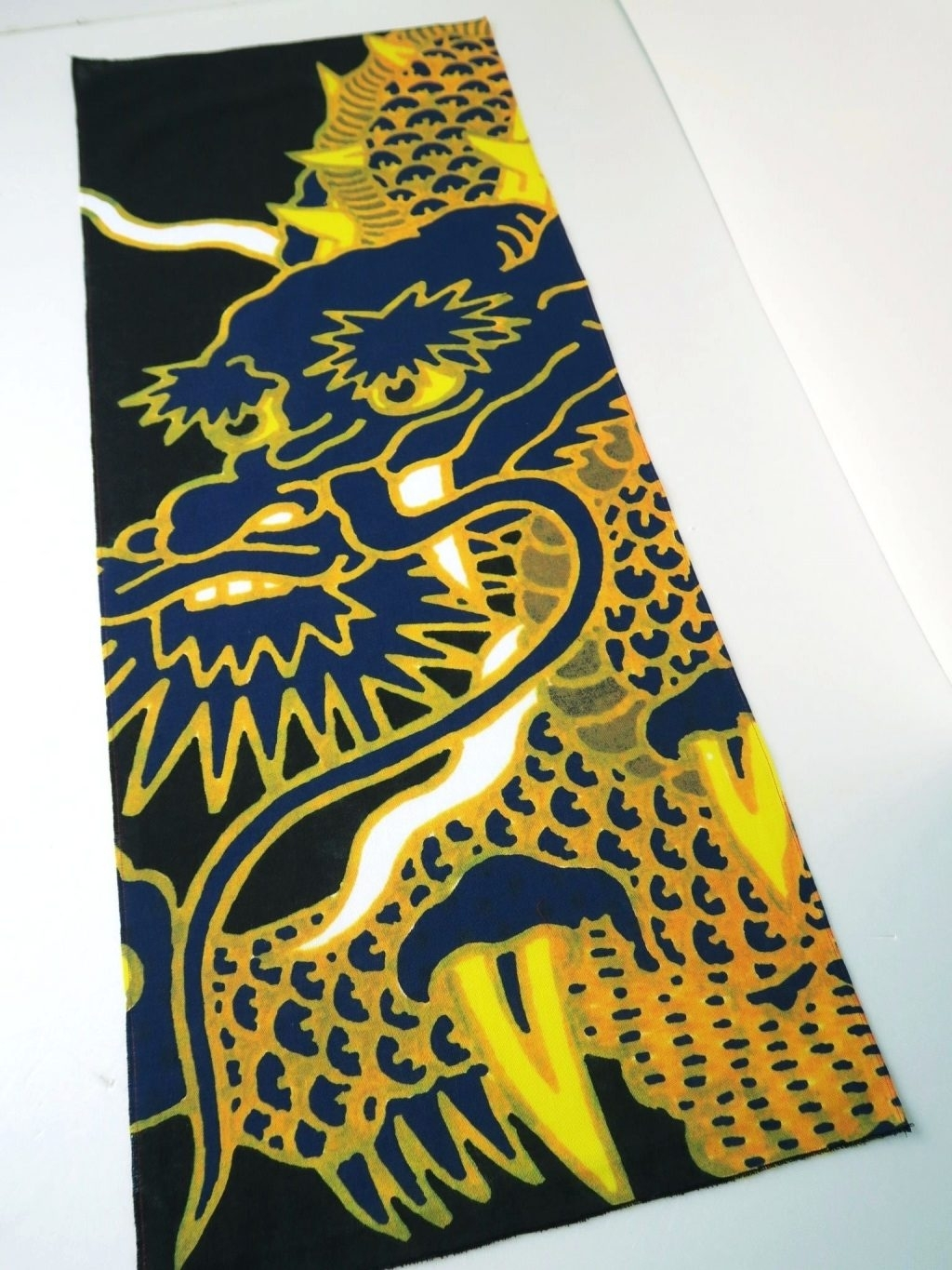 Wall Arts ~ Oriental Dragon Wall Art Dragon Art Japanese Dragon With Newest Japanese Fabric Wall Art (Gallery 10 of 15)