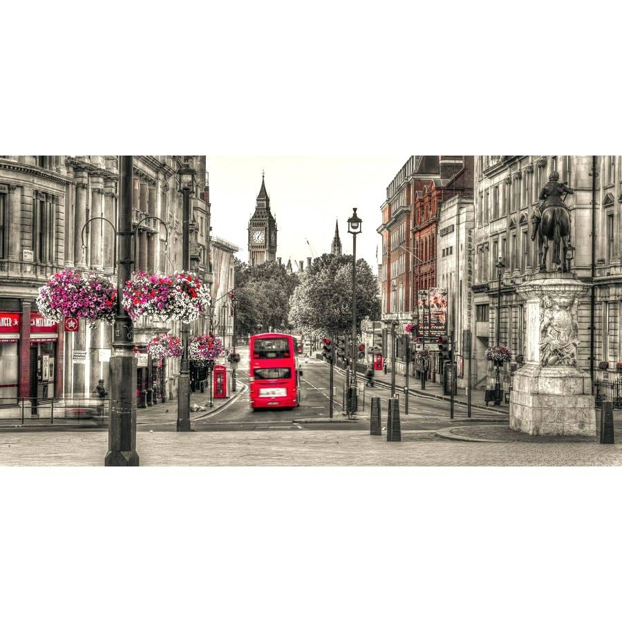 Wall Arts ~ Triptych Canvas Wall Art Uk Triptych Canvas Art Uk Inside Most Up To Date Canvas Wall Art Of London (View 15 of 15)