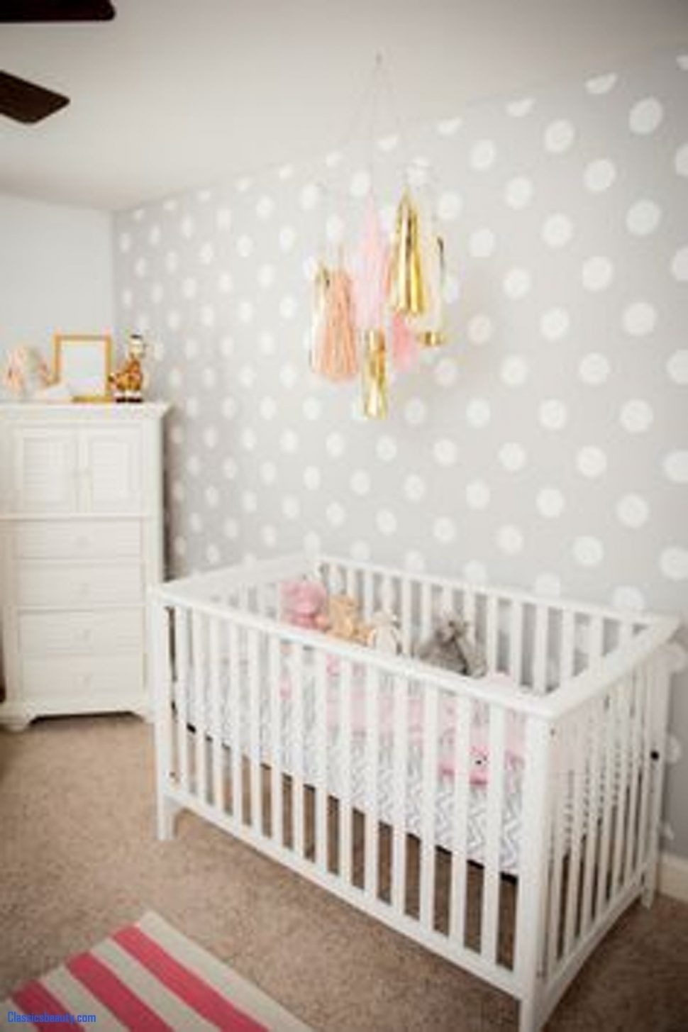 Wall Decor : Baby Girl Room Nursery Room Decor Baby Boy Nursery Intended For Latest Nursery Wall Accents (View 12 of 15)