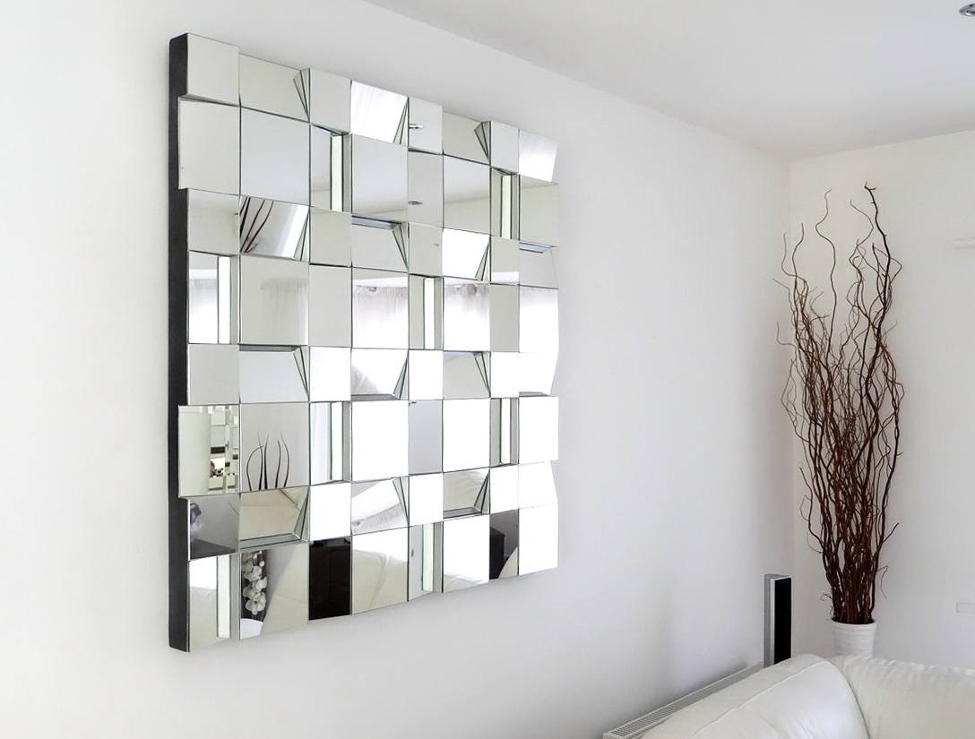 Wall Decor Beside Mirror – The Decorative Wall Mirror And The Pertaining To Most Up To Date Mirrors Wall Accents (View 12 of 15)
