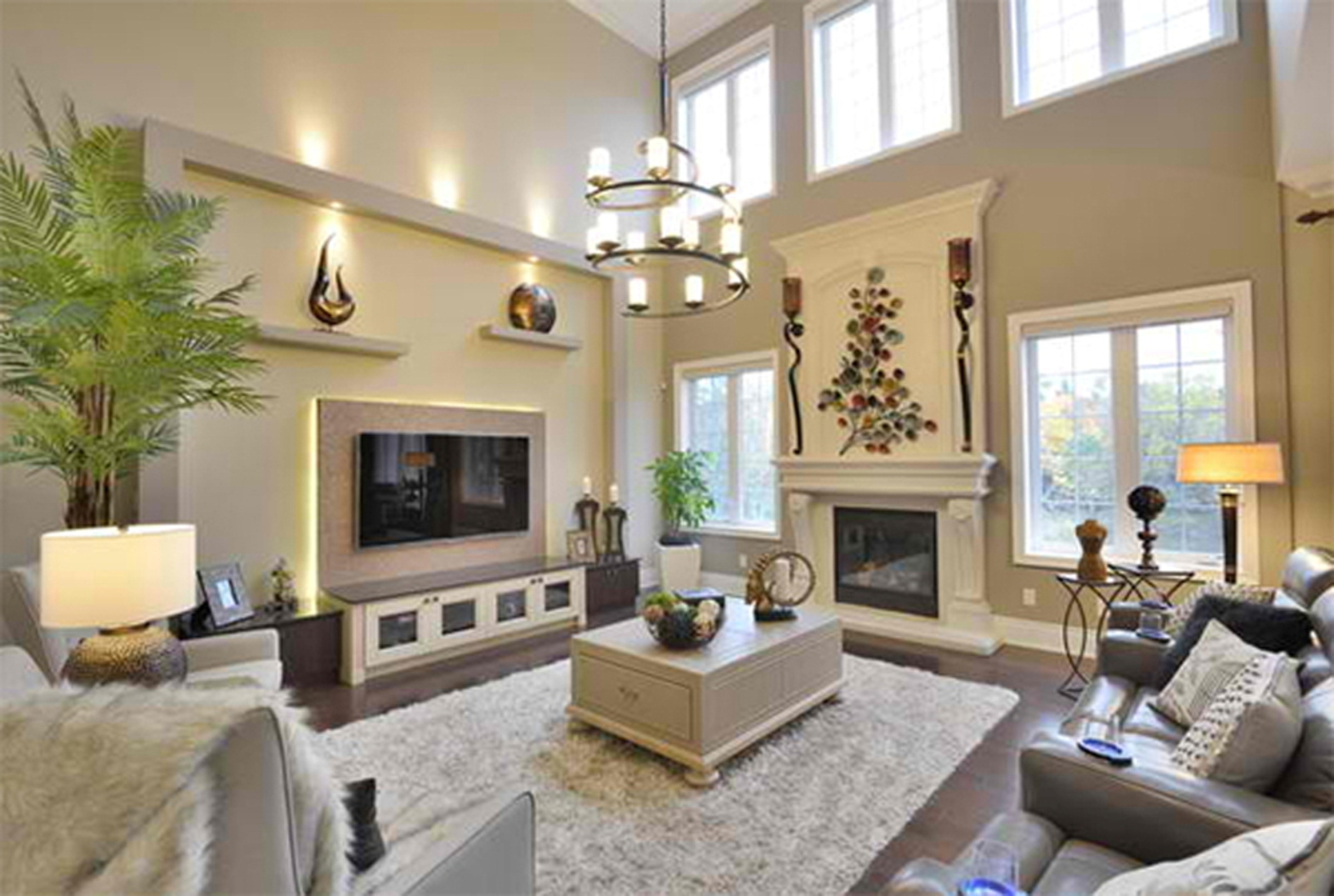 Wall Decor: Best 20 Decorating High Ceiling Walls Decorate High Inside 2018 High Ceiling Wall Accents (View 14 of 15)