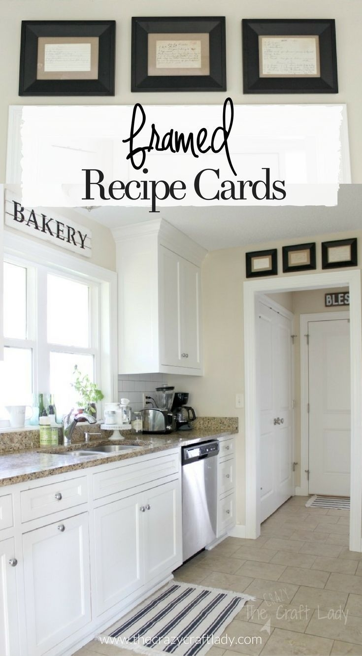 Featured Photo of Wall Accents For Kitchen