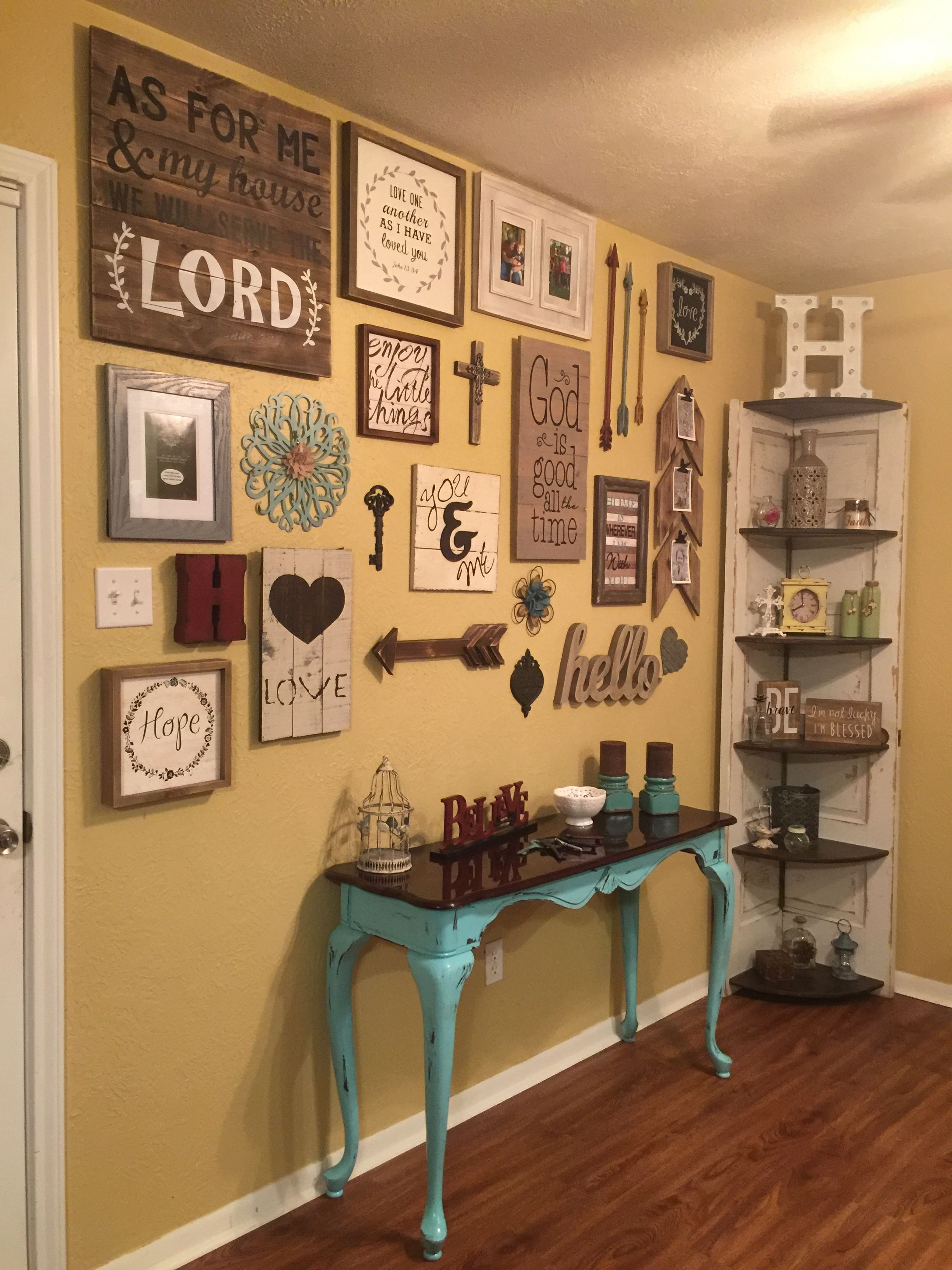 Wall Decor Decor Home Home Decor New House Hobby Lobby Accent For Latest Hobby Lobby Wall Accents (View 14 of 15)