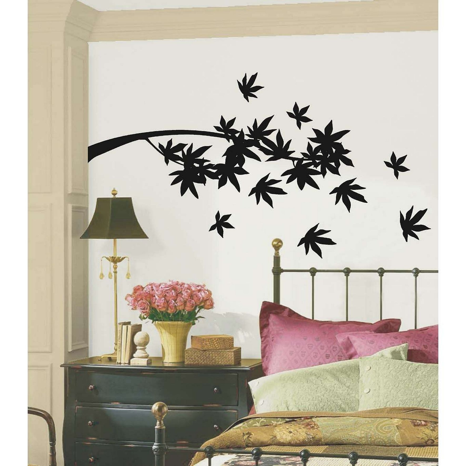 Wall Decor : Decorative Wall Decals Butterfly Wall Decals Wall Art With Most Popular Removable Wall Accents (View 7 of 15)