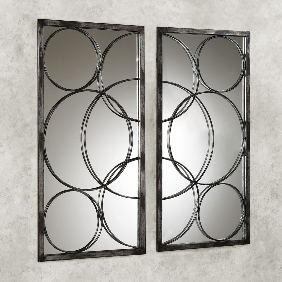Wall Decor : Dining Room Mirrors Bathroom Mirrors Small Decorative Intended For Recent Mirror Sets Wall Accents (View 10 of 15)