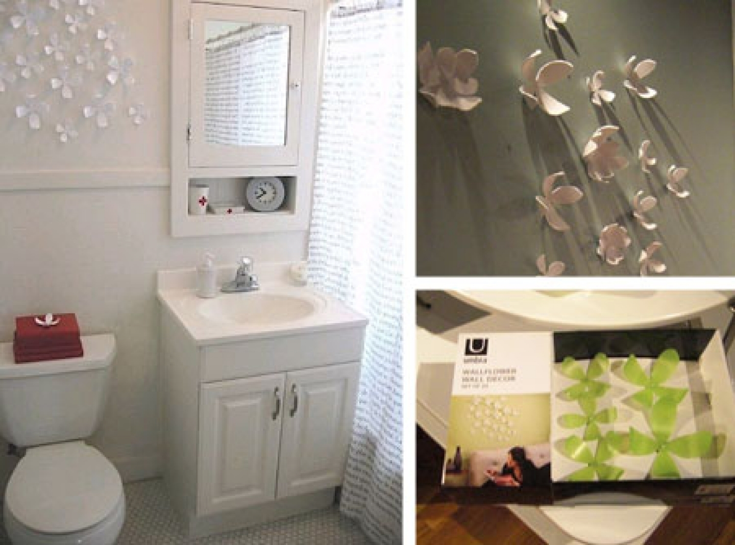 Wall Decor Ideas For The Bathroom • Walls Decor Throughout 2017 Wall Accents For Bathrooms (View 14 of 15)